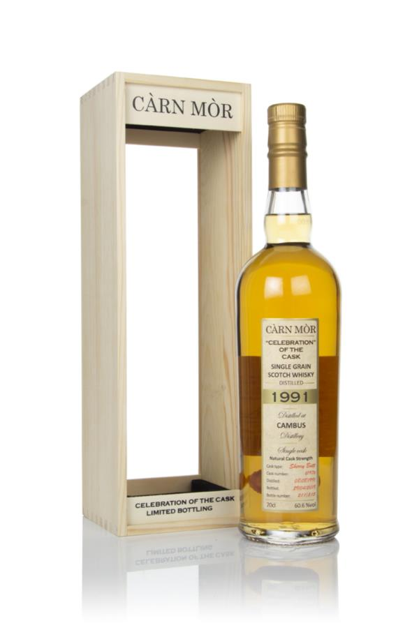 Cambus 27 Year Old 1991 (cask 61976) - Celebration Of The Cask (Carn M Grain Whisky