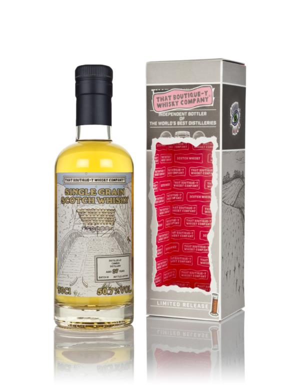 Cambus 27 Year Old (That Boutique-y Whisky Company) Grain Whisky