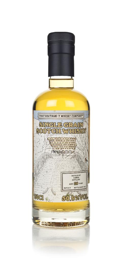 Cambus 28 Year Old (That Boutique-y Whisky Company) Grain Whisky