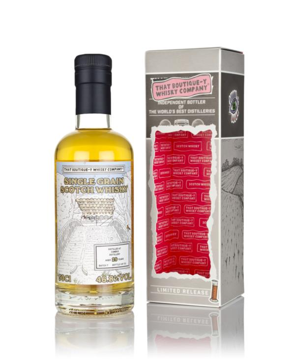 Cambus 29 Year Old (That Boutique-y Whisky Company) Grain Whisky