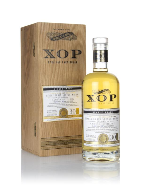 Cambus 30 Year Old 1988 (cask 13089) - Xtra Old Particular (Douglas La Grain Whisky