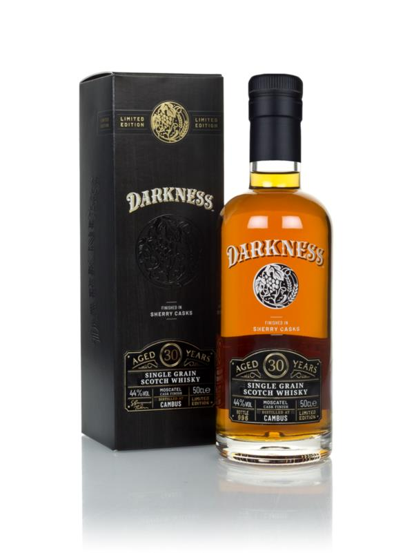 Cambus 30 Year Old Moscatel Cask Finish (Darkness) Grain Whisky
