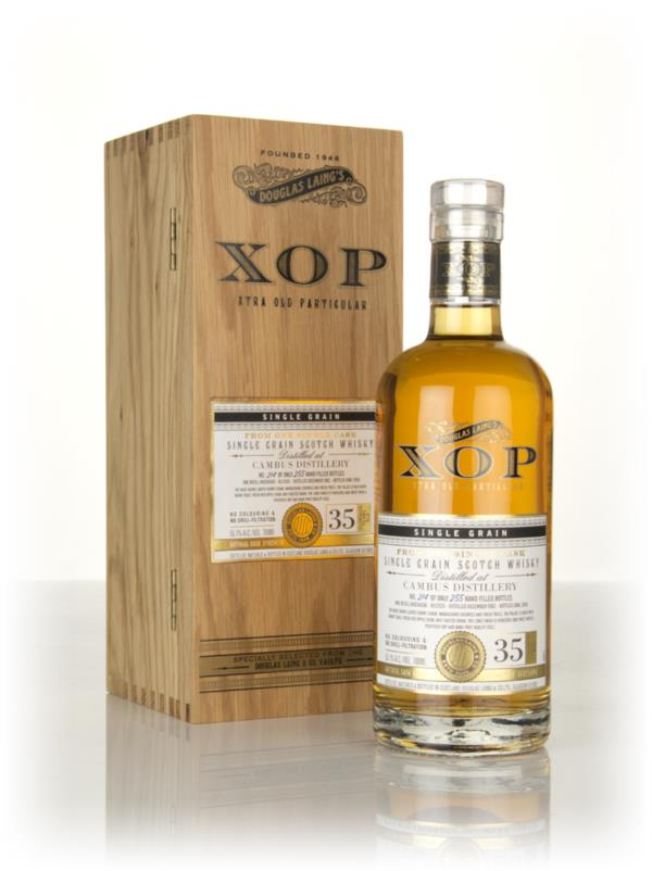 Cambus 35 Year Old 1982 (cask 12535) - Xtra Old Particular (Douglas La Grain Whisky