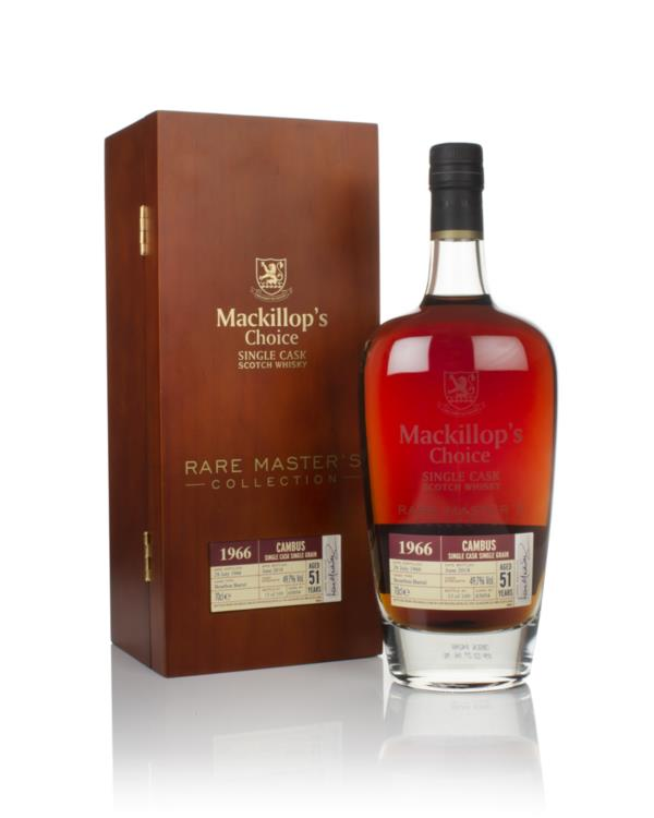 Cambus 51 Year Old 1966 (cask 63054) - Rare Masters Collection (Macki Grain Whisky
