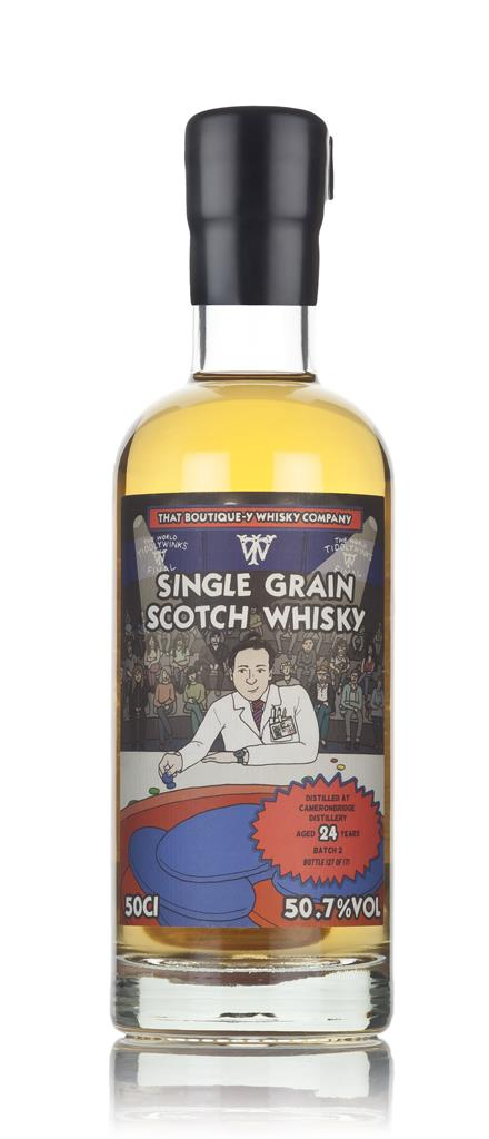 Cameronbridge 24 Year Old (That Boutique-y Whisky Company) Grain Whisky
