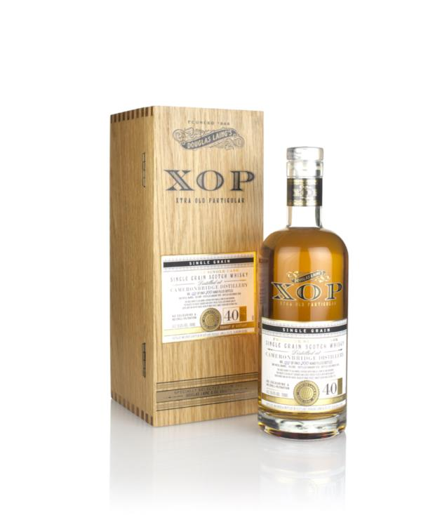 Cameronbridge 40 Year Old 1978 (cask 12987) - Xtra Old Particular (Dou Grain Whisky