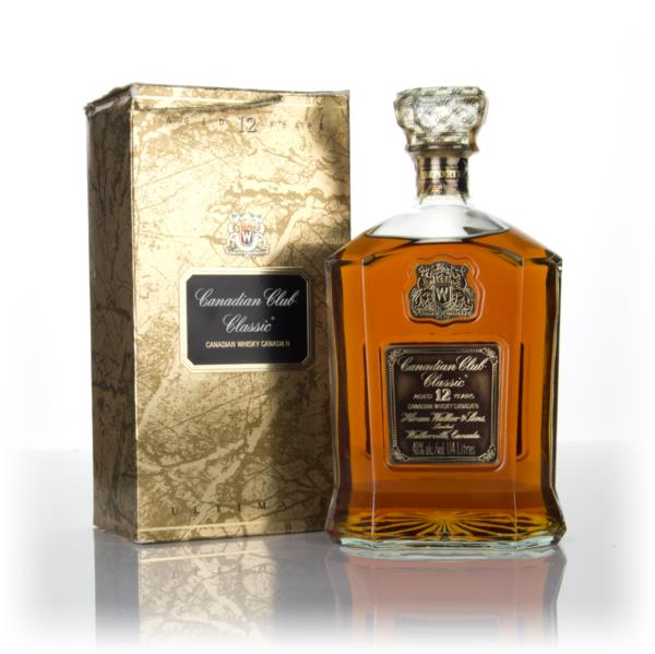 Canadian Club Classic 12 Year Old (1.14L) - 1967 Blended Whisky
