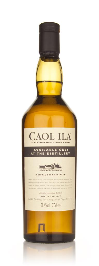 Caol Ila Distillery Only Single Malt Whisky