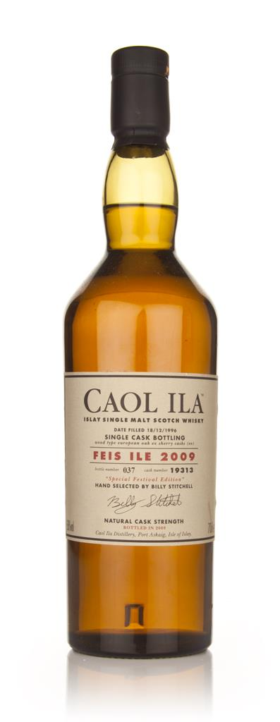 Caol Ila Feis Ile 2009 Single Malt Whisky