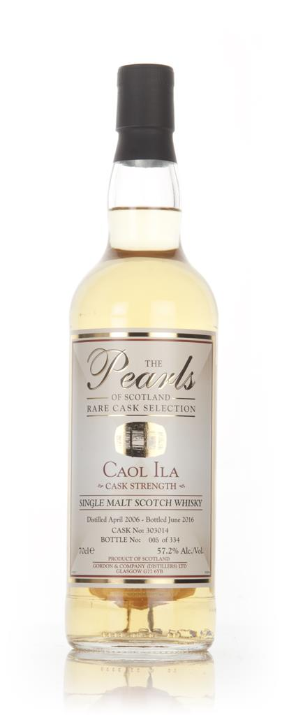 Caol Ila 10 Year Old 2006 (cask 303014) - Pearls of Scotland (Gordon & Single Malt Whisky