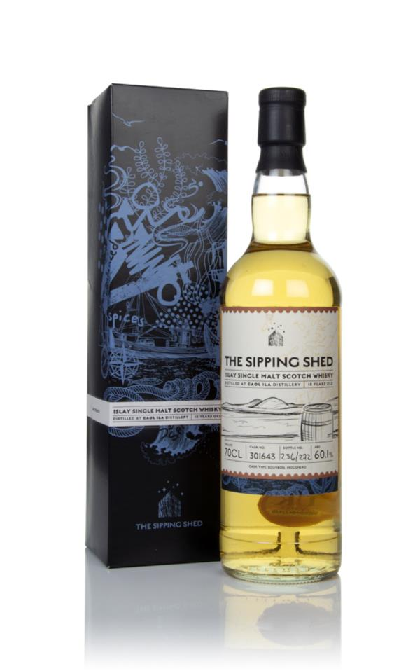 Caol Ila 10 Year Old (cask 301643) - The Sipping Shed Single Malt Whisky