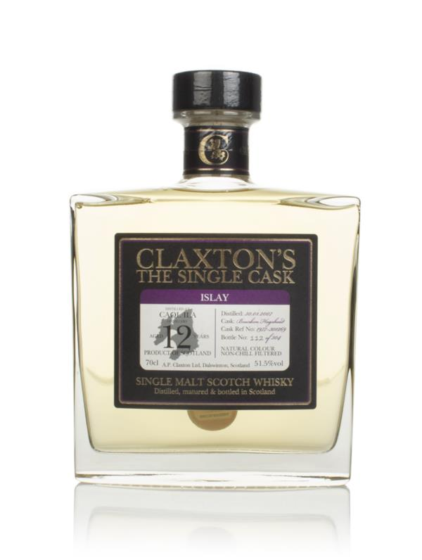 Caol Ila 12 Year Old 2007 - Claxtons Single Malt Whisky
