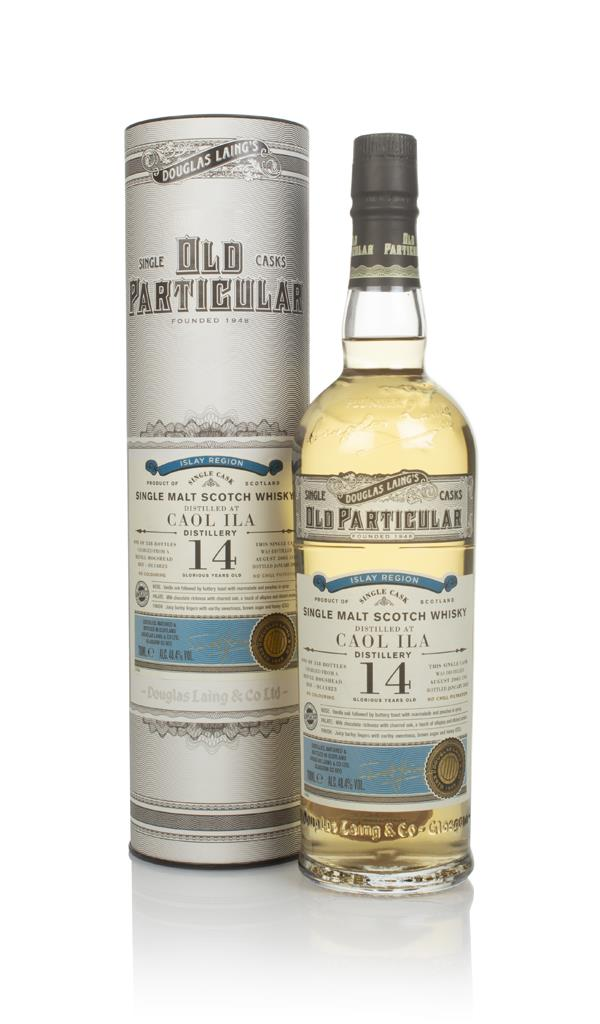Caol Ila 14 Year Old 2005 (cask 13823) - Old Particular (Douglas Laing Single Malt Whisky