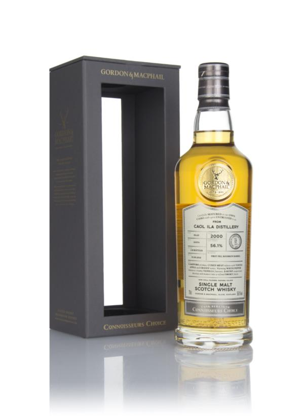 Caol Ila 17 Year Old 2000 - Connoisseurs Choice (Gordon & MacPhail) Single Malt Whisky
