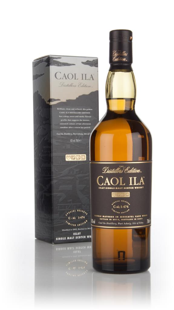 Caol Ila 2002 (bottled 2014) Moscatel Cask Finish - Distillers Edition Single Malt Whisky