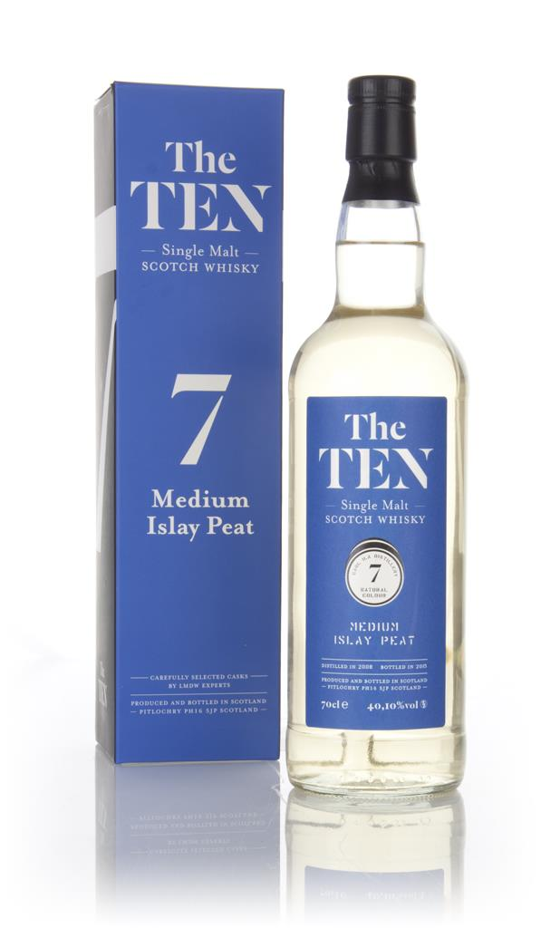 Caol Ila 2008 (Bottled 2015) - The Ten #07 (La Maison du Whisky) Single Malt Whisky