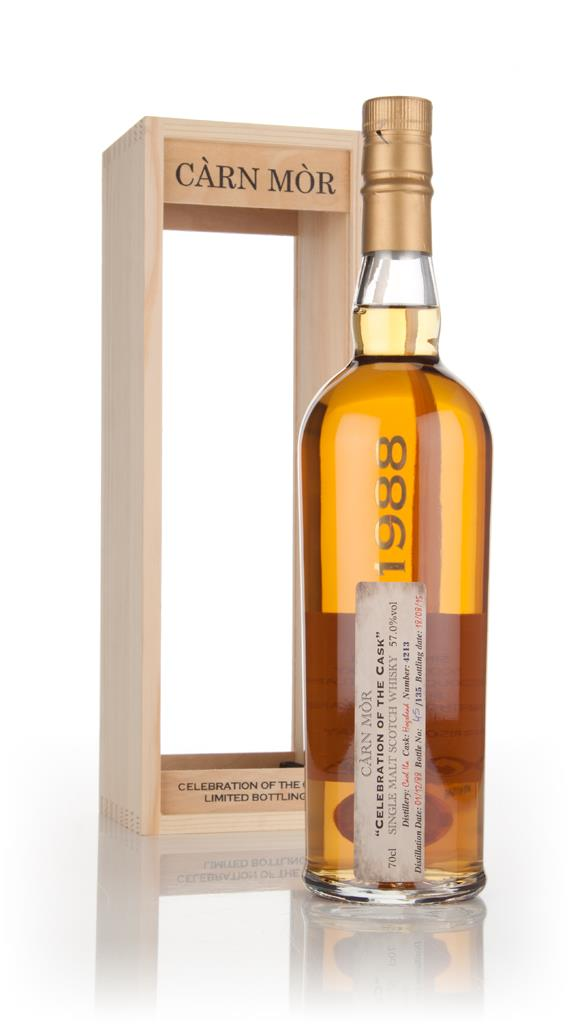 Caol Ila 26 Year Old 1988 (cask 4213) - Celebration of the Cask (Carn Single Malt Whisky 3cl Sample