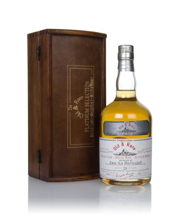 Caol Ila 28 Year Old 1979 - Old & Rare Platinum (Douglas Laing) Single Malt Whisky