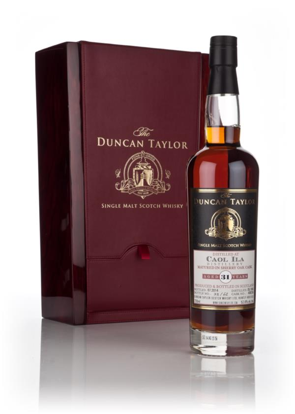 Caol Ila 31 Year Old 1983 (cask 406258) - The Duncan Taylor Single 3cl Single Malt Whisky 3cl Sample
