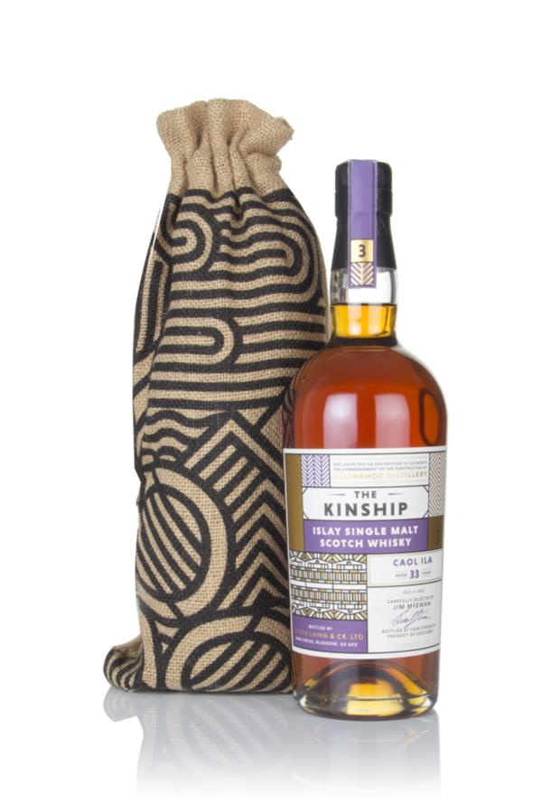 Caol Ila 33 Year Old - The Kinship (Hunter Laing) Single Malt Whisky