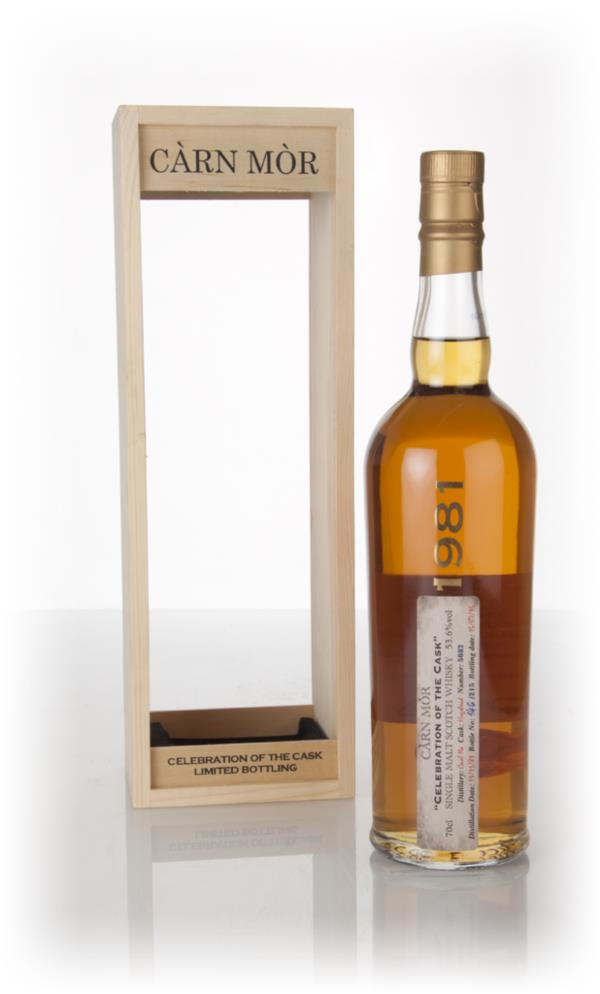 Caol Ila 34 Year Old 1981 (cask 5682) - Celebration Of The Cask (Carn Single Malt Whisky