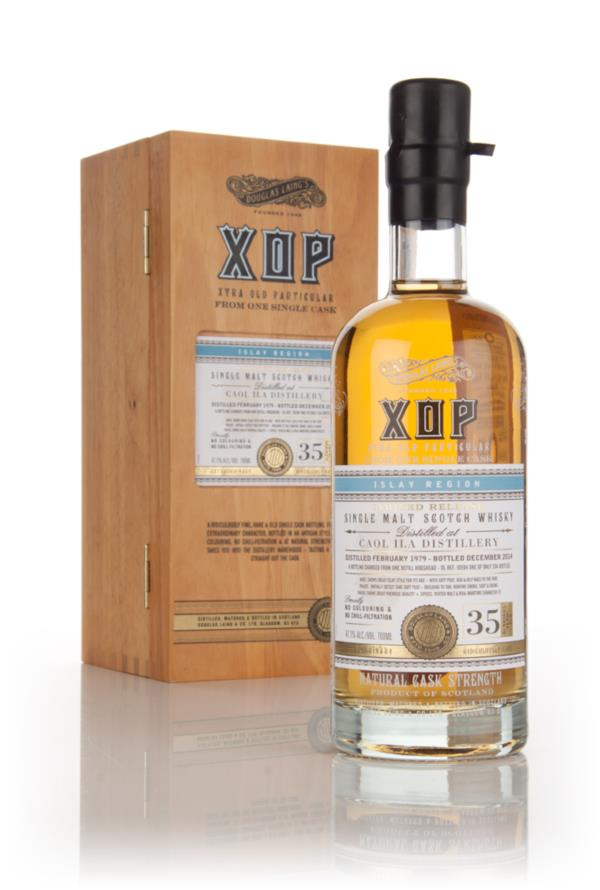 Caol Ila 35 Year Old 1979 (cask 10594) - Xtra Old Particular (Douglas Single Malt Whisky 3cl Sample