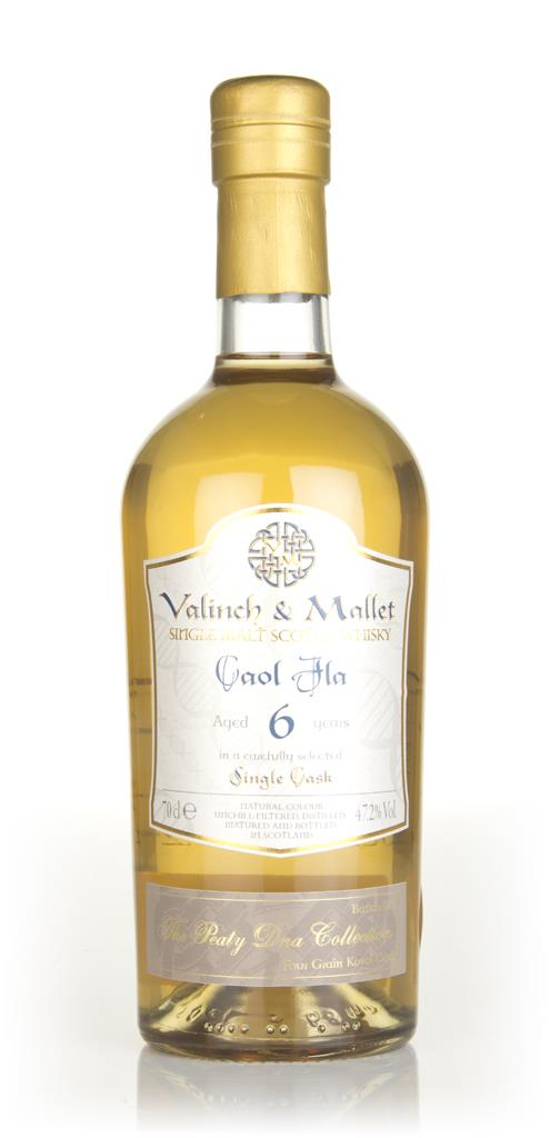 Caol Ila 6 Year Old 2011 (Koval Four Grain Cask) - The Peaty Dna Colle Single Malt Whisky