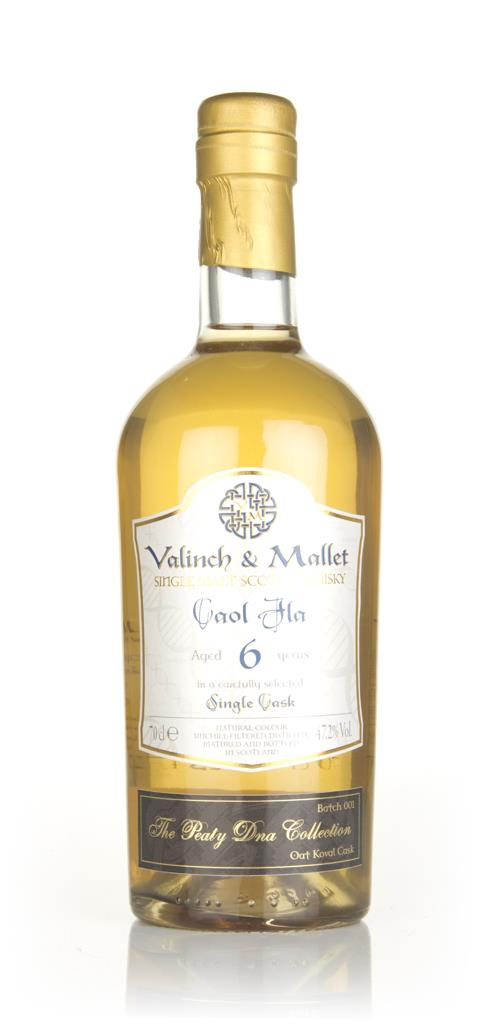 Caol Ila 6 Year Old 2011 (Koval Oat Cask) - The Peaty Dna Collection ( Single Malt Whisky