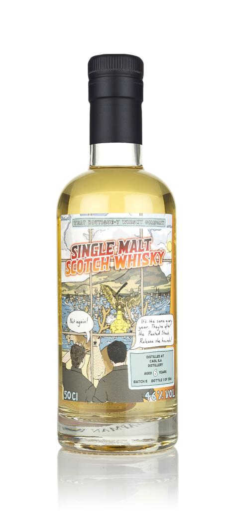 Caol Ila 6 Year Old (That Boutique-y Whisky Company) Single Malt Whisky