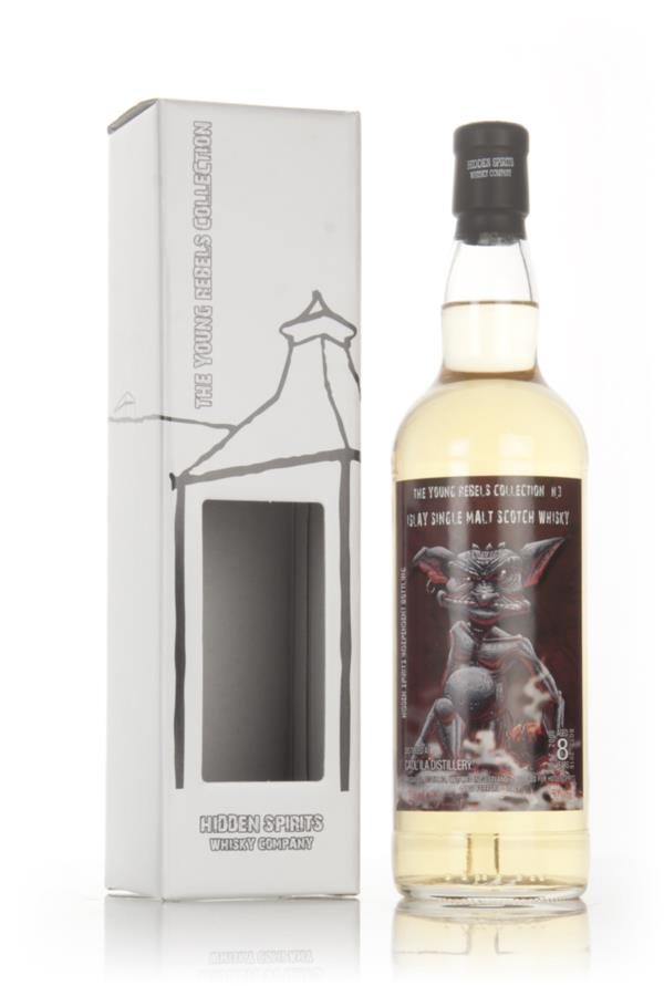 Caol Ila 8 Year Old 2008 - Young Rebels Collection No.3 (Hidden Spirit Single Malt Whisky
