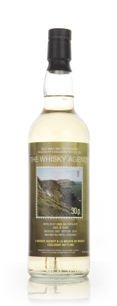 Caol Ila 9 Year Old 2007 (The Whisky Agency / La Maison du Whisky) 3cl Single Malt Whisky