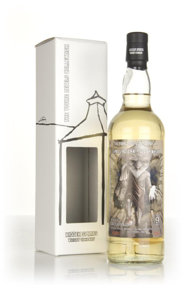 Caol Ila 9 Year Old 2008 - Young Rebels Collection No.6 (Hidden Spirit Single Malt Whisky
