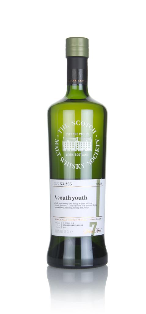 SMWS 53.255 7 Year Old 2010 Single Malt Whisky