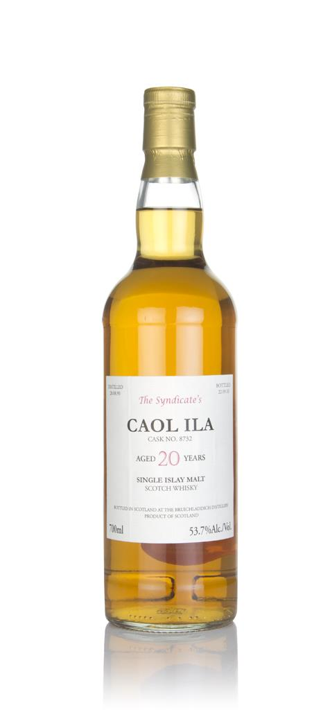 Caol Ila 20 Year Old 1990 (The Syndicate) Single Malt Whisky