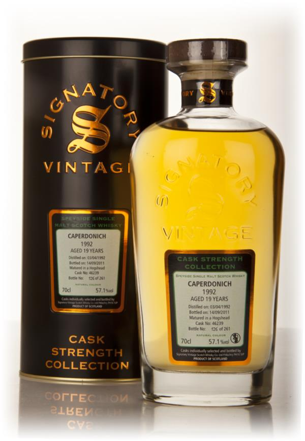 Caperdonich 19 Year Old 1992 Cask 46239 - Cask Strength Collection (Si Single Malt Whisky