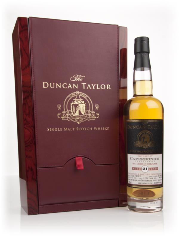 Caperdonich 21 Year Old 1992 (cask 46220) - The Duncan Taylor Single 3 Single Malt Whisky 3cl Sample