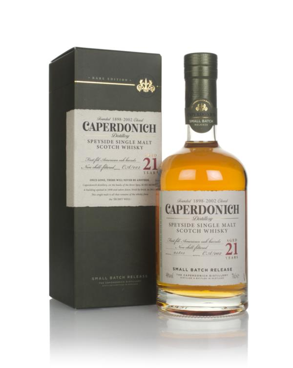 Caperdonich 21 Year Old - Secret Speyside Collection Single Malt Whisky