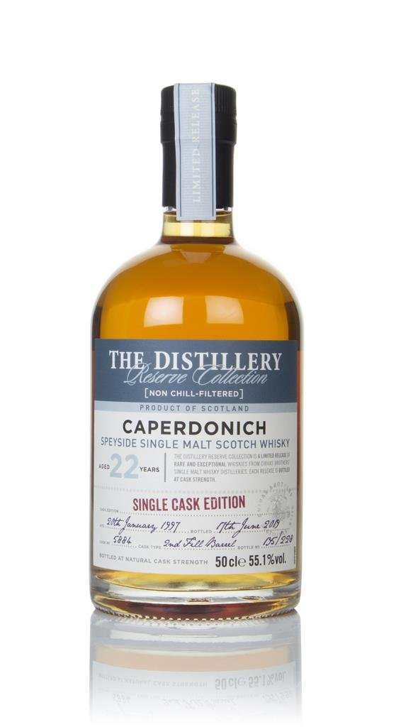 Caperdonich 22 Year Old 1997 (cask 5884) - Distillery Reserve Collecti Single Malt Whisky