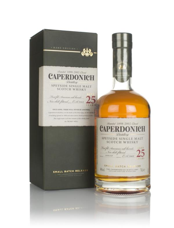 Caperdonich 25 Year Old - Secret Speyside Collection Single Malt Whisky