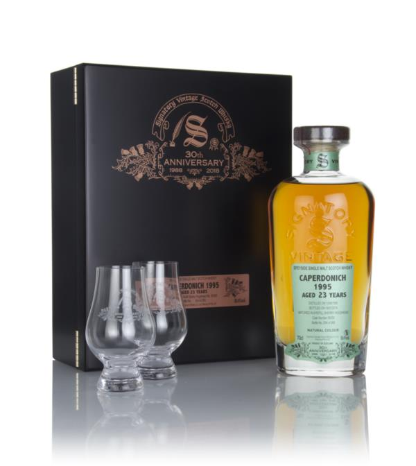 Caperdonich 23 Year Old 1995 (cask 95050) - 30th Anniversary Gift Box Single Malt Whisky