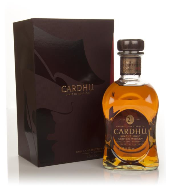 Cardhu 21 Year Old 1991 (Special Release 2013) 3cl Sample Single Malt Whisky