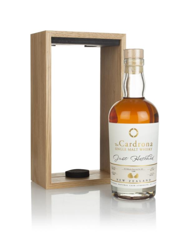 The Cardrona Just Hatched - Pinot Noir Cask Single Malt Whisky