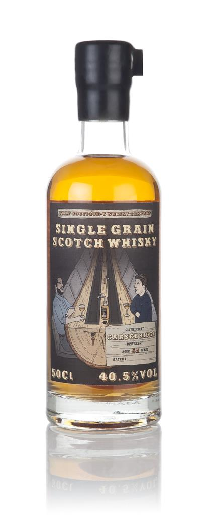 Carsebridge 52 Year Old - Batch 1 (That Boutique-y Whisky Company) 3cl Grain Whisky 3cl Sample