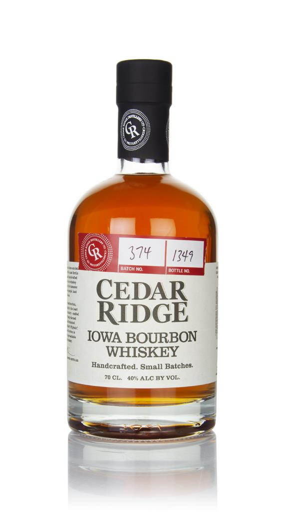 Cedar Ridge Bourbon Whiskey