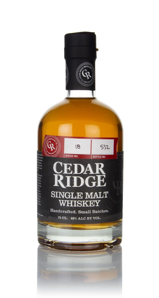Cedar Ridge Single Malt Single Malt Whiskey