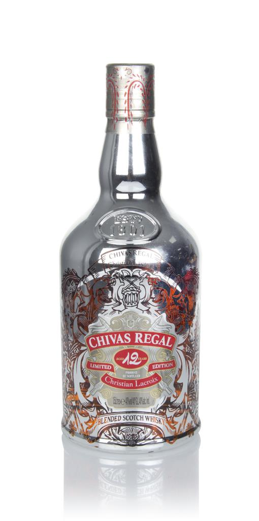 Chivas Regal 12 Year Old - Christian Lacroix Edition (1.5L) Blended Whisky