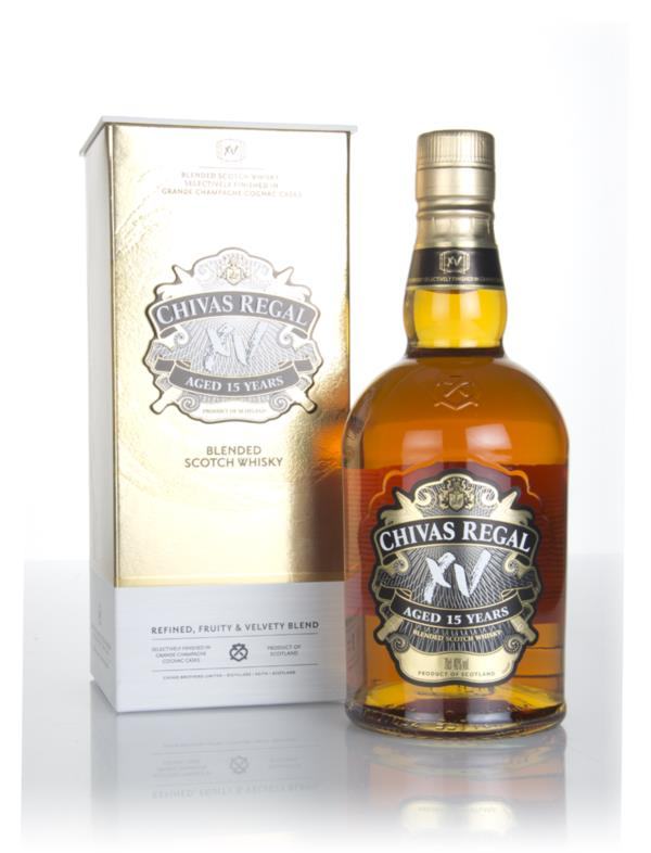 Chivas Regal XV Blended Whisky