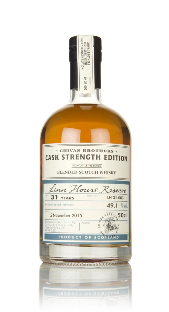 Linn House Reserve 31 Year Old - Cask Strength Edition (Chivas Brother Blended Whisky