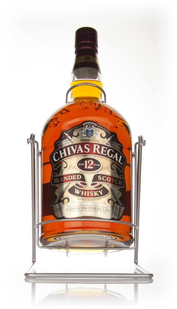 Chivas Regal 12 Year Old 4.5l Blended Whisky
