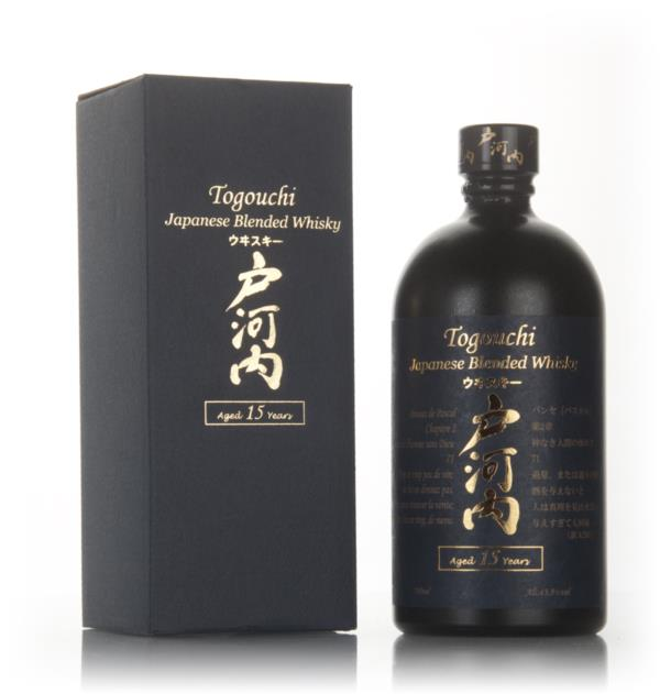 Togouchi 15 Year Old 3cl Sample Blended Whisky